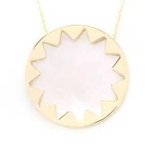 House of Harlow Pearl Pendant Necklace